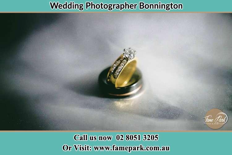 The wedding ring Bonnington