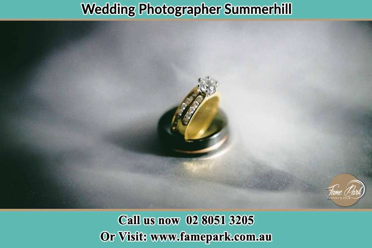Wedding ring photo Summerhill NSW 2130